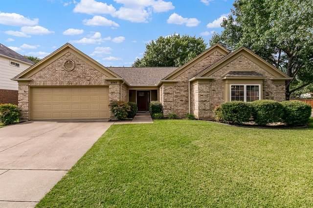 6848 Dogwood Court, North Richland Hills, TX 76182 (MLS #14403853) :: The Heyl Group at Keller Williams