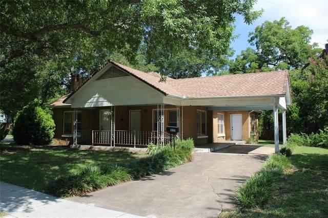 1022 W Congress Street, Denton, TX 76201 (MLS #14403863) :: Maegan Brest | Keller Williams Realty