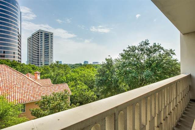 3701 Turtle Creek Boulevard 5D, Dallas, TX 75219 (MLS #14403866) :: Maegan Brest | Keller Williams Realty