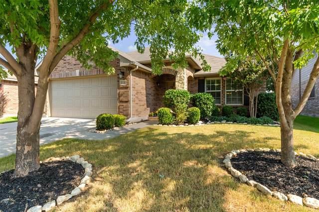 1229 Castlegar Lane, Fort Worth, TX 76247 (MLS #14403886) :: The Kimberly Davis Group