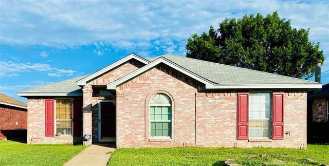 1424 Spicewood Drive, Mesquite, TX 75181 (MLS #14403894) :: The Heyl Group at Keller Williams
