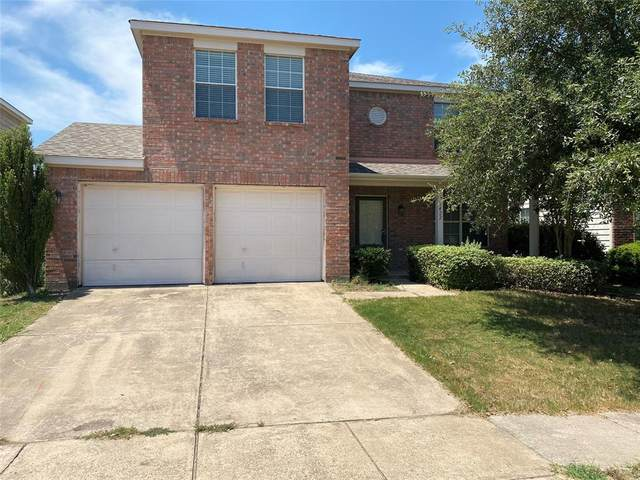1422 Mallard Drive, Sherman, TX 75092 (MLS #14403930) :: The Heyl Group at Keller Williams