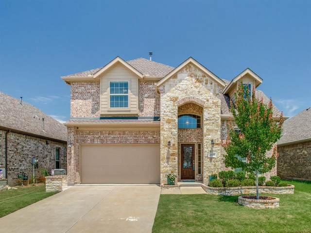 15928 Dorrington Drive, Frisco, TX 75036 (MLS #14403948) :: The Chad Smith Team