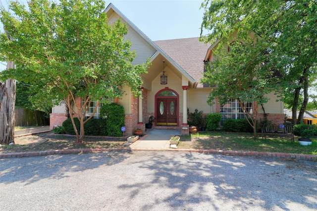 263 Mohon Drive, Whitney, TX 76692 (MLS #14403969) :: The Heyl Group at Keller Williams
