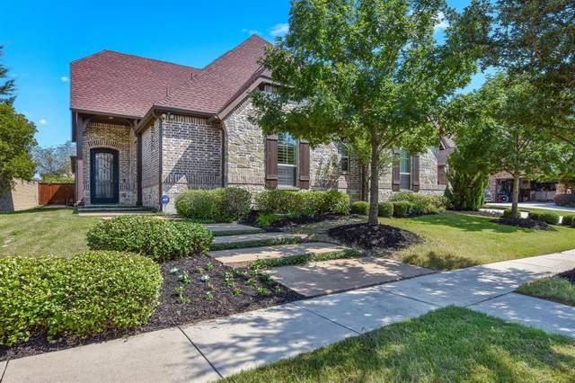 8970 Cedar Ridge, Lantana, TX 76226 (MLS #14403987) :: Maegan Brest | Keller Williams Realty