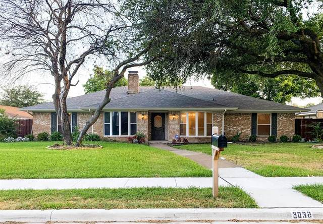 3032 Creekbend Drive, Plano, TX 75075 (MLS #14404002) :: The Heyl Group at Keller Williams