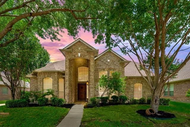4441 Burnhill, Plano, TX 75024 (MLS #14404015) :: Real Estate By Design
