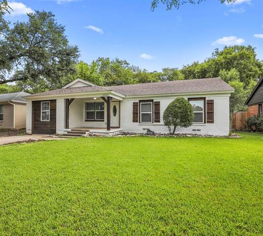 3207 San Lucas Avenue, Dallas, TX 75228 (MLS #14404039) :: The Heyl Group at Keller Williams
