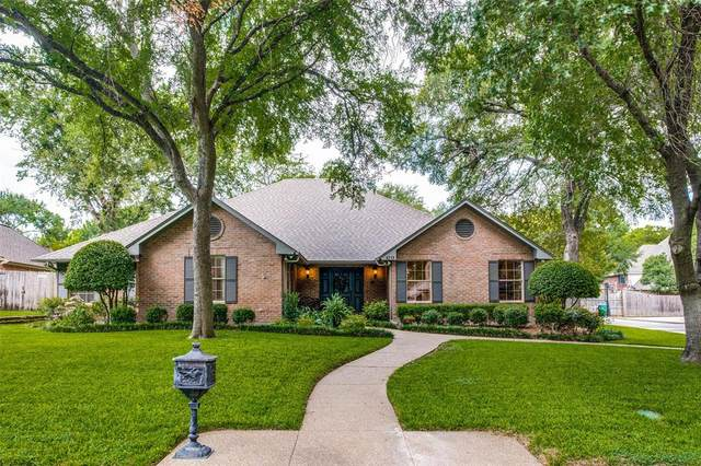 6713 Watermill Drive, Fort Worth, TX 76132 (MLS #14404041) :: The Heyl Group at Keller Williams