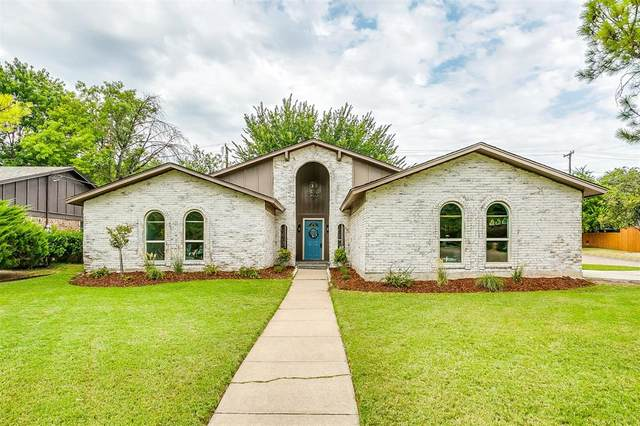 1437 High Ridge Rd, Benbrook, TX 76126 (MLS #14404050) :: The Heyl Group at Keller Williams