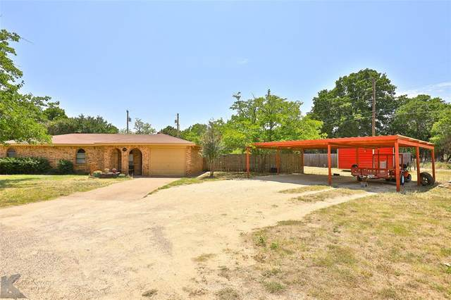 1713 Locksley Court, Clyde, TX 79510 (MLS #14404051) :: The Heyl Group at Keller Williams