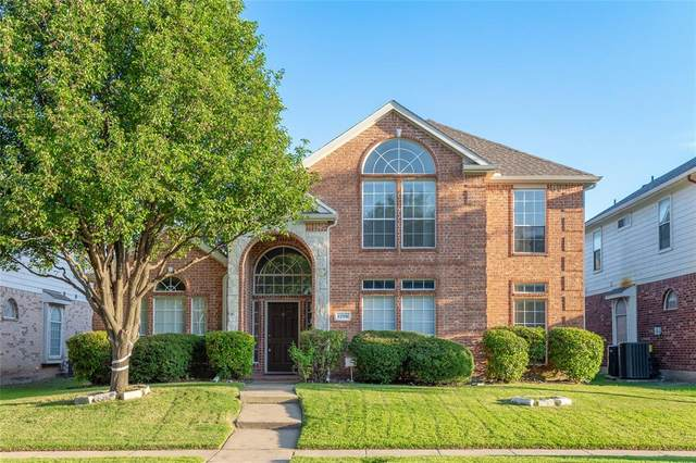 1206 Providence Drive, Allen, TX 75002 (MLS #14404068) :: The Paula Jones Team | RE/MAX of Abilene