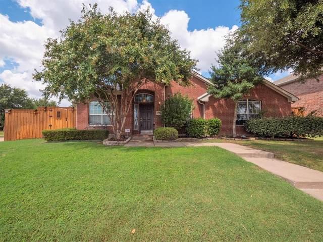 6901 Cloverhaven Way, Plano, TX 75074 (MLS #14404079) :: Real Estate By Design