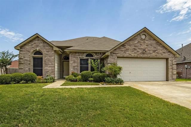 202 Sage Street, Forney, TX 75126 (MLS #14404107) :: The Heyl Group at Keller Williams