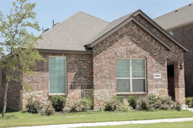 2237 Miramar Drive, Little Elm, TX 75068 (MLS #14404121) :: Real Estate By Design