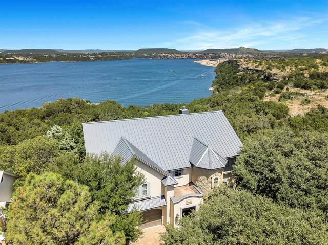 465 Bay Hill Drive, Possum Kingdom Lake, TX 76449 (MLS #14404123) :: Trinity Premier Properties