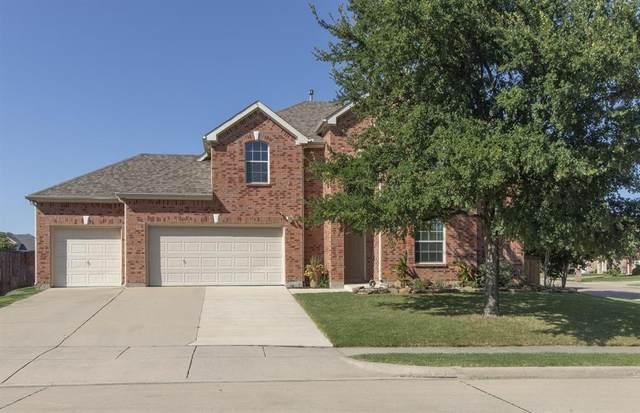 2477 Dawn Mist Drive, Little Elm, TX 75068 (MLS #14404150) :: The Heyl Group at Keller Williams