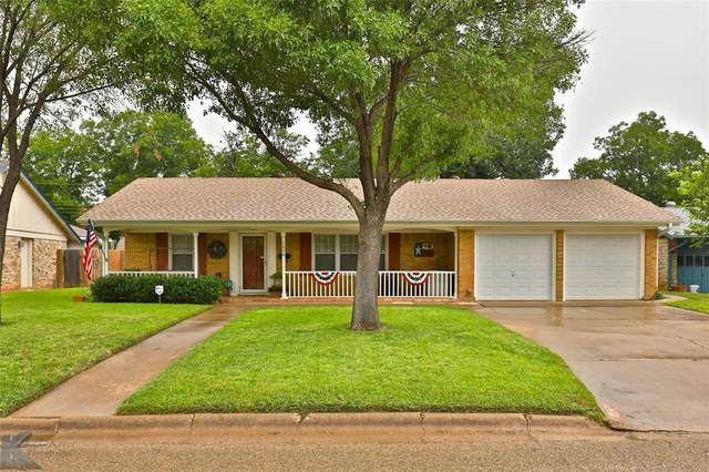 1626 Minter Lane, Abilene, TX 79603 (MLS #14404170) :: North Texas Team | RE/MAX Lifestyle Property