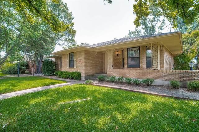 634 Bizerte Avenue, Dallas, TX 75224 (MLS #14404207) :: The Heyl Group at Keller Williams