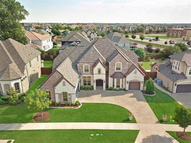 6026 Amalfi Drive, Frisco, TX 75035 (MLS #14404221) :: The Heyl Group at Keller Williams