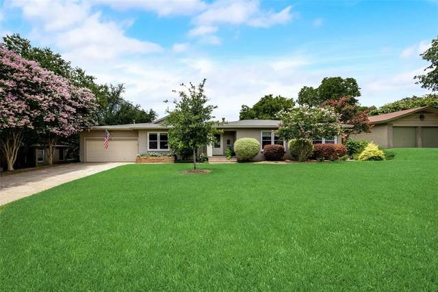 6728 Hanover Road, Fort Worth, TX 76116 (MLS #14404240) :: Potts Realty Group