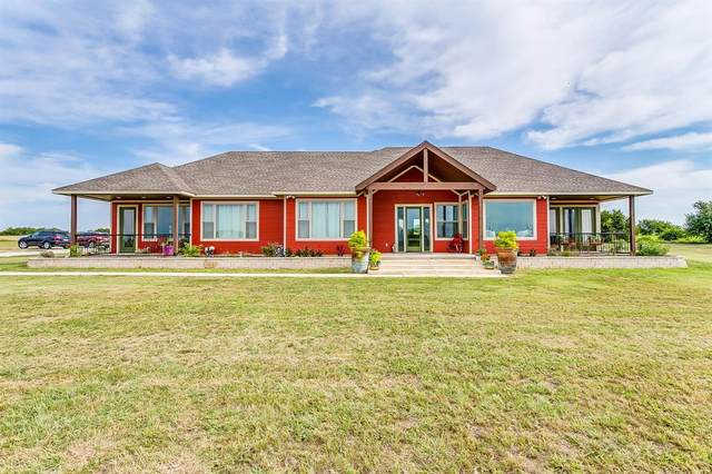 168 Hawk Ridge Road, Decatur, TX 76234 (MLS #14404292) :: The Mauelshagen Group