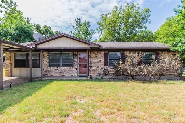 525 Vine Street, Weatherford, TX 76086 (MLS #14404297) :: The Mauelshagen Group