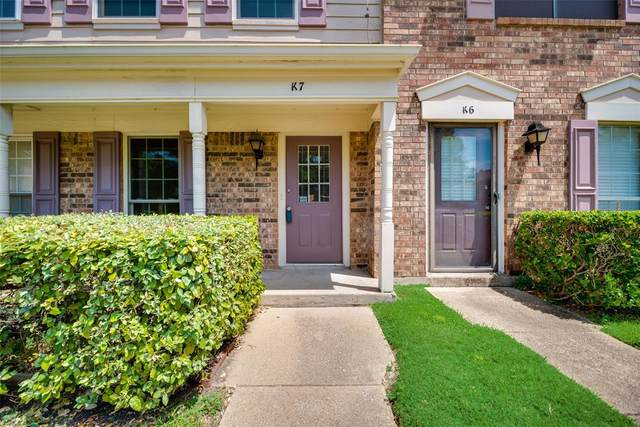 641 Carriagehouse Lane #7, Garland, TX 75040 (MLS #14404298) :: North Texas Team | RE/MAX Lifestyle Property