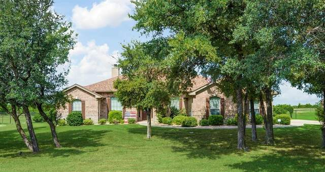134 Blacktail Lane, Azle, TX 76020 (MLS #14404300) :: The Heyl Group at Keller Williams