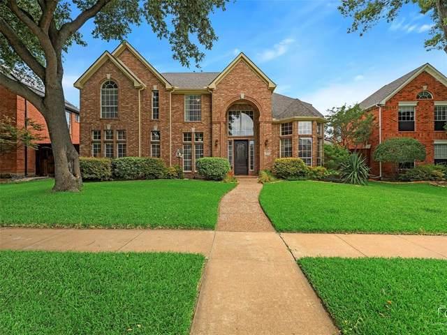 2505 Suntree Lane, Plano, TX 75025 (MLS #14404310) :: EXIT Realty Elite