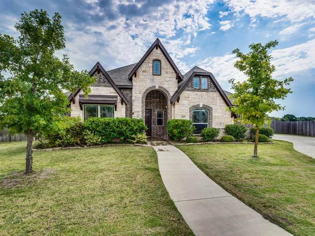 6602 Shady Nook Drive, Midlothian, TX 76065 (MLS #14404328) :: The Heyl Group at Keller Williams