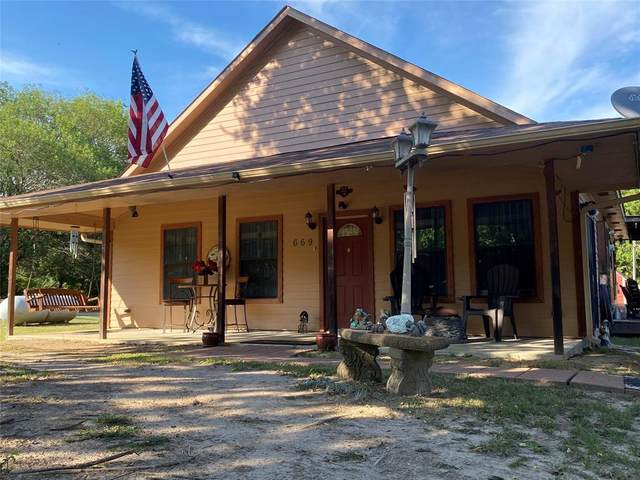 669 Rs County Road 1531, Point, TX 75472 (MLS #14404337) :: The Heyl Group at Keller Williams