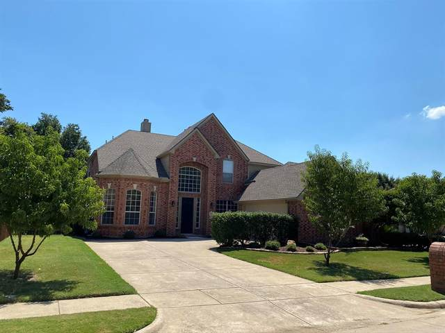 3104 Crownwood Court, Flower Mound, TX 75022 (MLS #14404354) :: Frankie Arthur Real Estate