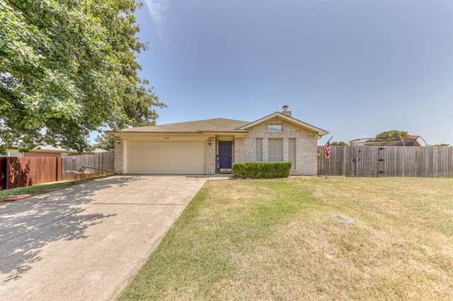 202 Lancelot Drive, Weatherford, TX 76086 (MLS #14404371) :: The Mauelshagen Group