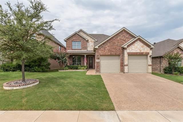 15325 Ringneck Street, Fort Worth, TX 76262 (MLS #14404388) :: The Heyl Group at Keller Williams