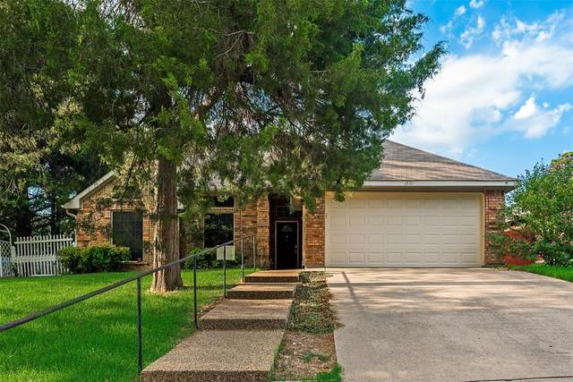 1720 Buckingham Lane, Kaufman, TX 75142 (MLS #14404407) :: The Heyl Group at Keller Williams