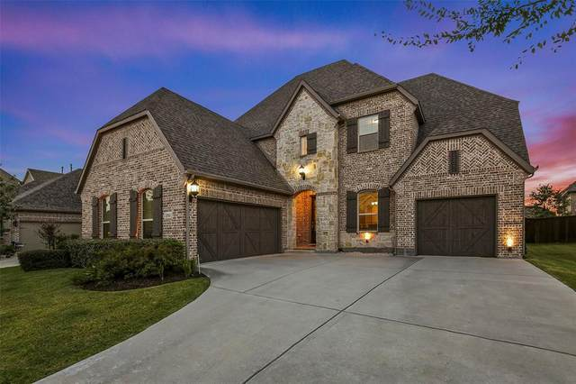 3705 Noontide Lane, Celina, TX 75009 (MLS #14404421) :: The Heyl Group at Keller Williams