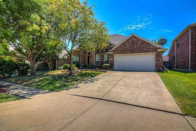 2015 Cobblestone Trail, Forney, TX 75126 (MLS #14404425) :: The Heyl Group at Keller Williams