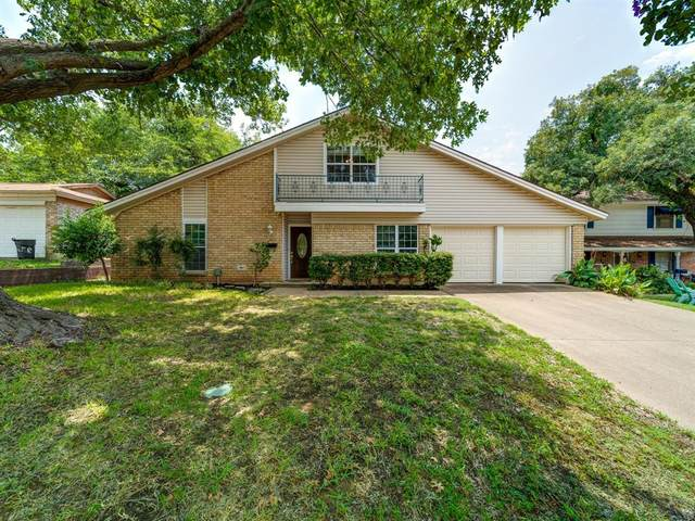 1807 Tyler Avenue, Euless, TX 76040 (MLS #14404428) :: The Chad Smith Team