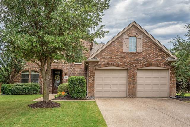 345 Creekside Trail, Argyle, TX 76226 (MLS #14404457) :: The Mauelshagen Group