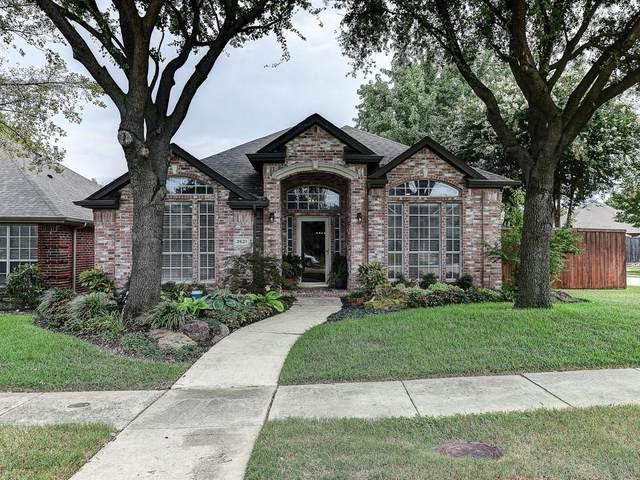 3621 Granbury Drive, Dallas, TX 75287 (MLS #14404464) :: The Heyl Group at Keller Williams