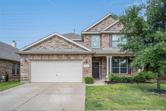 15641 Landing Creek Lane, Fort Worth, TX 76262 (MLS #14404467) :: The Heyl Group at Keller Williams