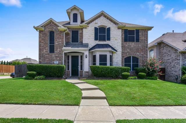 515 Castleford Drive, Allen, TX 75013 (MLS #14404476) :: The Good Home Team