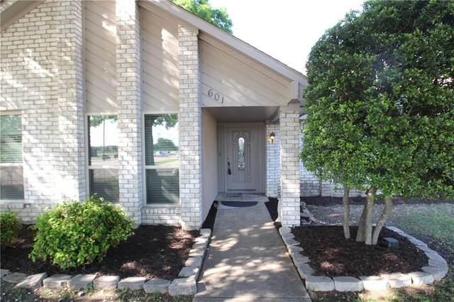 601 Thoreau Lane, Allen, TX 75002 (MLS #14404480) :: The Rhodes Team