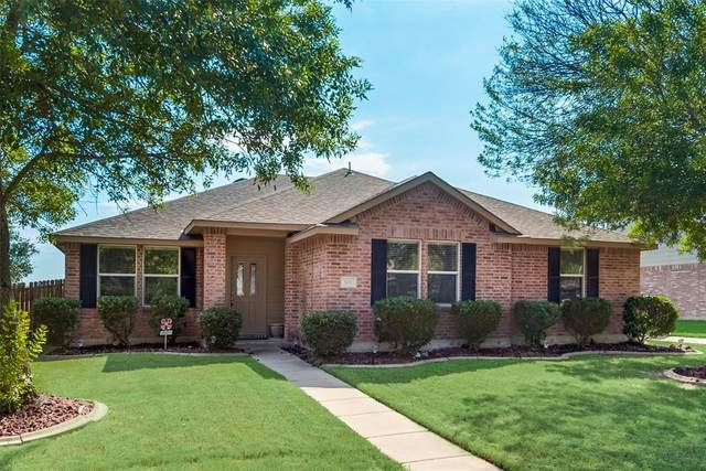 3017 Meadow Bluff Drive, Wylie, TX 75098 (MLS #14404500) :: RE/MAX Pinnacle Group REALTORS
