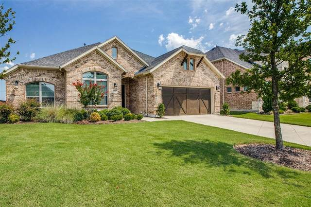 2950 Clearwater Drive, Prosper, TX 75078 (MLS #14404510) :: The Heyl Group at Keller Williams
