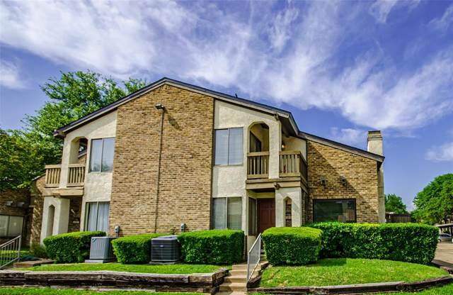 821 Dublin Drive #235, Richardson, TX 75080 (MLS #14404515) :: Results Property Group