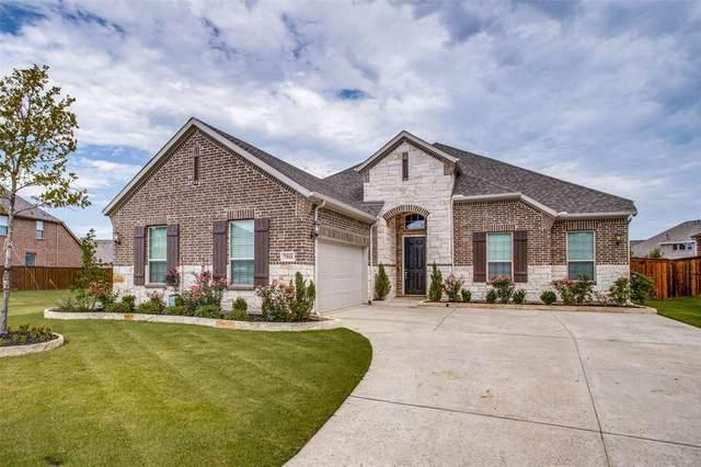 7908 Krause Springs Drive, Mckinney, TX 75071 (MLS #14404531) :: Frankie Arthur Real Estate