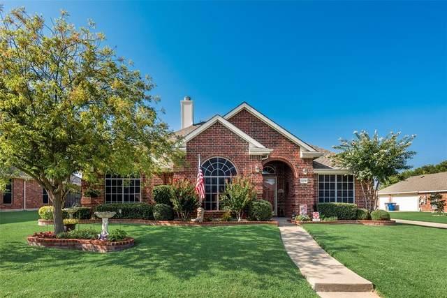 1309 East Oak Street, Wylie, TX 75098 (MLS #14404543) :: The Chad Smith Team