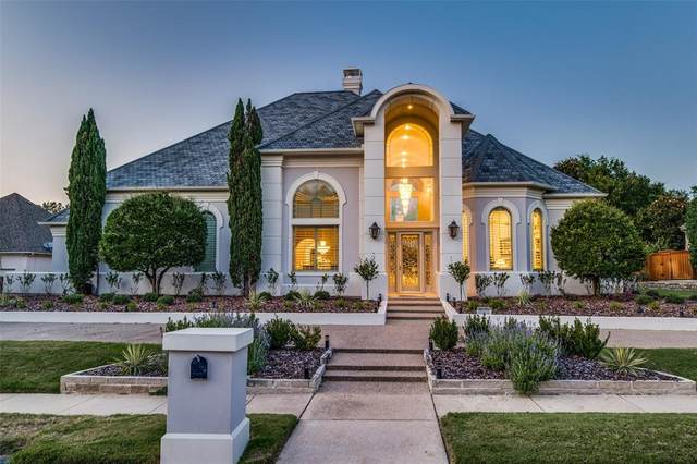 7002 Westchester Court, Mckinney, TX 75072 (MLS #14404563) :: Frankie Arthur Real Estate